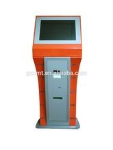 Cash payment self-service kiosk cm-t pay office