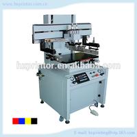 label vertical precision Pneumatic screen printer screen printing machine computer