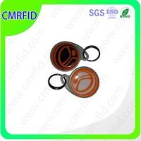 NFC tag epoxy key fob/ NFC tag custom data