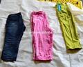 Roupas usadas, Senhoras 3/4 camisa pant