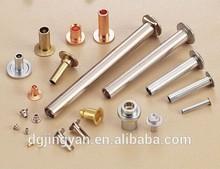 good service trade assurance brass hollow rivet made in china