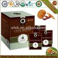 sıcak mocha kahve juncao Ganoderma lucidum