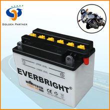 Fast starting 12v 4 ah and12v 3ah lead acid motorcycle battery