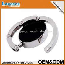 Wholesale cheap metal magnetic hand bag holder
