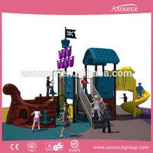 Children outdoor playground equipments systems supplies AP OP20809