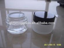 30g frost glass bottle,cosmetic jar