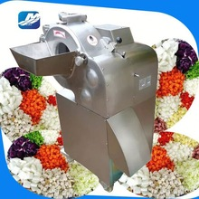 Professional cut vegetable into cubes machines