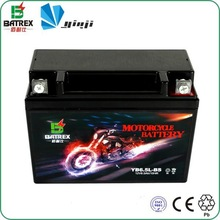 12V 6.5Ah Rechargeable Maintenance Free Baterias