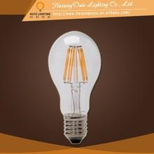 Soft light and no harsh led filament bulb 8w