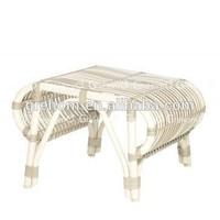 garden furniture rattan curved waterproof pool table