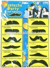 Hot sale fake mustache beard with fashion design for decoration MU2032