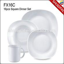 16pcs dinner set Opal glass dinnerware Arcopal dinner set