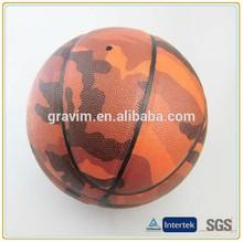 Absorb sweat PU basketballs