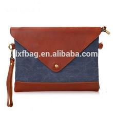 2015-latest Men's canvas fashion handbags
