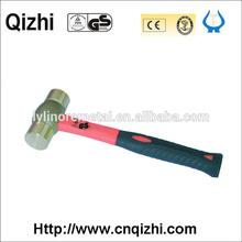 Brass hammer red copper safety hammer