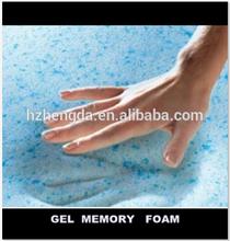 Cool max gel memory foam mattress topper from alibaba