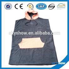 wholesale china import poncho hooded bath towel