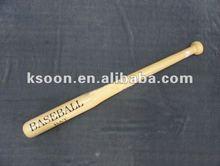 Madera bate de béisbol/bates de béisbol baratos/baratos bates de béisbol para la venta
