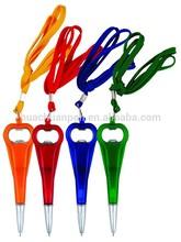 multi function bottle opener pen