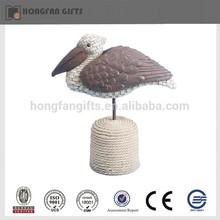 Hotsale polyresin pelican statue