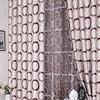Dubai Fashion Circle Jacquard Factory Price Blackout Machine Washable Easy Care Curtain/Curtain Fabric /Window Treatment