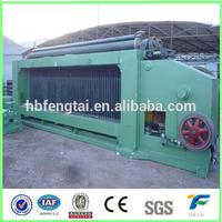 FT 80*100mm gabion mesh machine