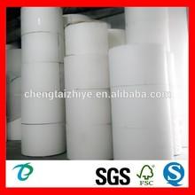 Polpa de rolo de papel alimentos de papel de segurança folha de corte de papel