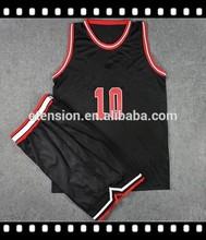 2015 new design custom basketball sport suit, All Star basketball uniform logo designs