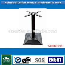 Telescopic official table legs aluminum height adjustable