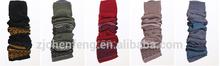 cable knit knee socks legging warmer socks