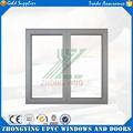 De la marca zhongying 10% fuera de la promoción de vinilo ventana arqueada
