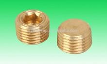 Screw Plugs/Mold Component Brass Pressures