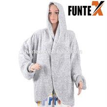 2015 Lasted Designer Women Ladies Snuggle Fleece Plus Size Shrug Top