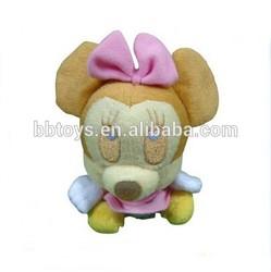 Top quality plush Mini duck toy, Stuffed soft animal plush toy