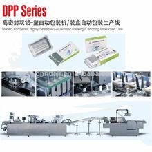 DPP Series alu-alu plastic packing line maker in China
