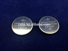 CEBA 3v Button Cell Cr1820 /Cr2030 Lithium Battery