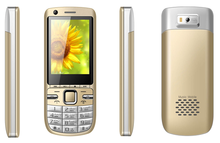 2.4inch low end cell phone hot sale low price with Java