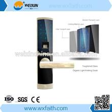 Weatherproof intelligent fingerprint digital lock