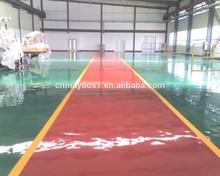 Epoxy Paint over flooring tile for Anti Slip Floor Coating of Hospital Factory Workshop