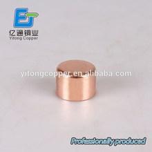 EN1254-1 5301 8mm copper pipe threaded end caps