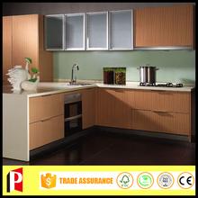 Hot sell acrylic sliding kitchen cabinet doors