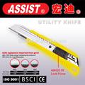 ayudar a los cortadores de doble hoja y carga automática cuchillos nuevo producto cuchillo de stanley