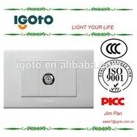Igoto A10 range america style sat socket satellite TV socket