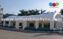 Good-framed inflatable arch tent for different events