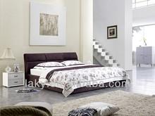 Fabrication Purple fabric bed LK-Y327