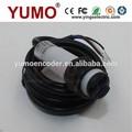 Yumo( g18- 3b2pc) sensor de proximidade indutivo tipo cilíndrico interruptor fotoelétrico sensor de proximidade capacitivo