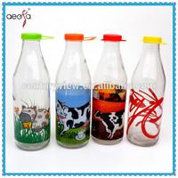 1000ml wholesale milk bottles new glass milk bottles sale