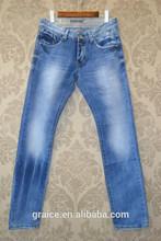 Men's skinny fitting basic jeans for 2015