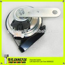 Car Left Snail Horn Low Tone 96866022 0055306 A046495 for Chevrolet Captiva