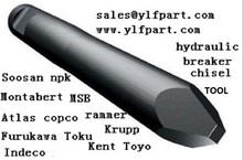 chisel for hydraulic breaker/tool for hydraulic hammer